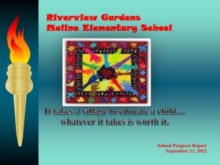 Riverview Gardens Moline Elementary School