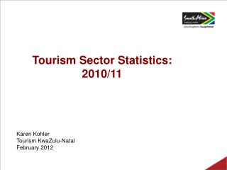 Tourism Sector Statistics:  2010/11