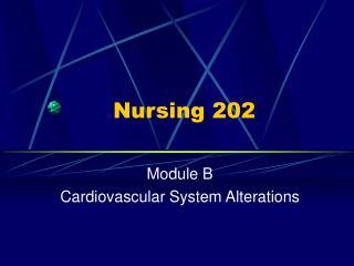 Nursing 202