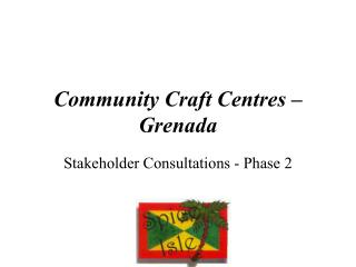 Community Craft Centres