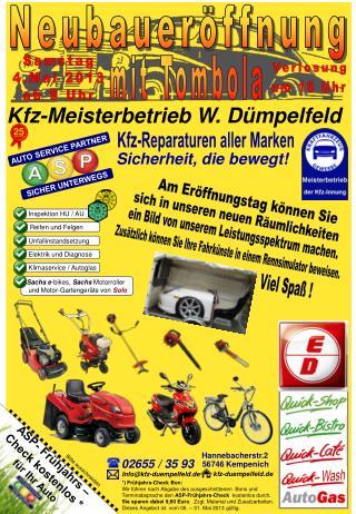 Kfz-Meisterbetrieb W. Dümpelfeld