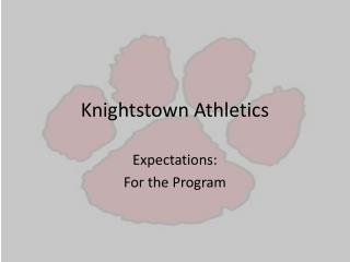 Knightstown Athletics