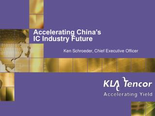 Accelerating China's  IC Industry Future