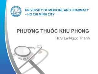 PHƯƠNG THUỐC KHU PHONG