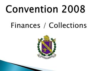 Convention  2008