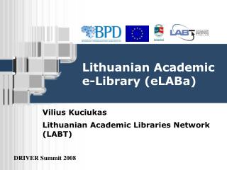 Lithuanian Academic e-Library (eLABa)