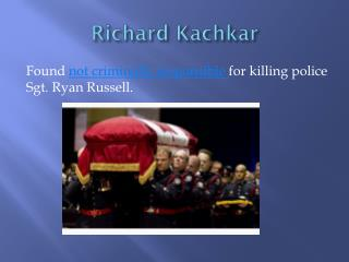 Richard  Kachkar
