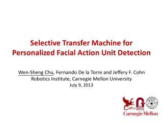 Facial Action Units (AU)