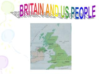 BRITAIN AND US PEOPLE
