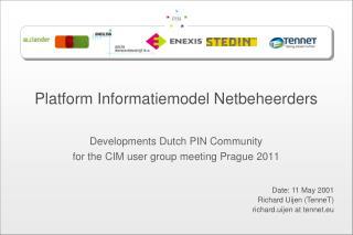 Platform Informatiemodel Netbeheerders