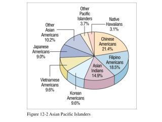 Figure 12-2 Asian Pacific Islanders