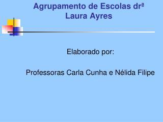 Agrupamento de Escolas dr  Laura Ayres