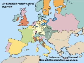AP European History Course