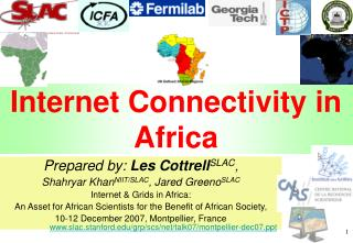 Internet Connectivity in Africa