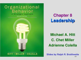 Chapter 8 Leadership