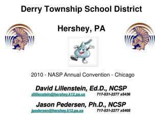 Derry Township School District Hershey, PA