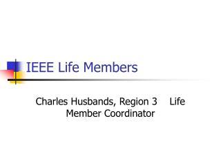 IEEE Life Members