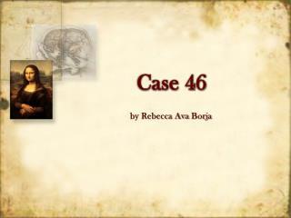 by Rebecca Ava  Borja