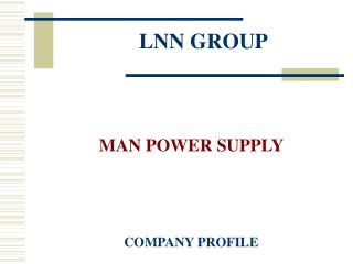 LNN GROUP