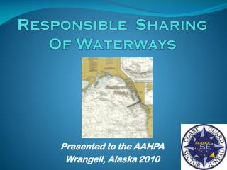 Responsible  Sharing Of Waterways