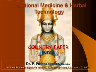 Traditional Medicine & Herbal Technology