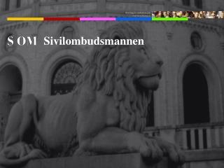 Stortingets ombudsmann  for forvaltningen
