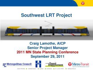 Southwest LRT Project