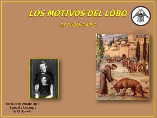 Instituto de Antropolog a  Samael y Litelantes  de El Salvador