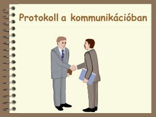Protokoll a kommunikációban