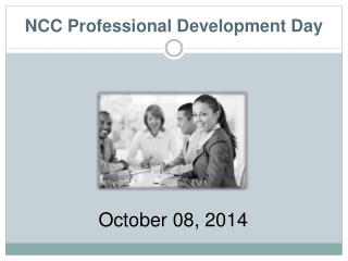 NCC Professional Development Day