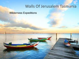 Walls of Jerusalem Tasmania