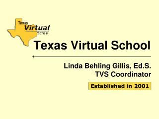 Texas Virtual School
