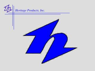 Heritage Products, Inc.