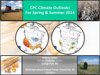 Anthony Artusa Climate Prediction Center College Park, MD