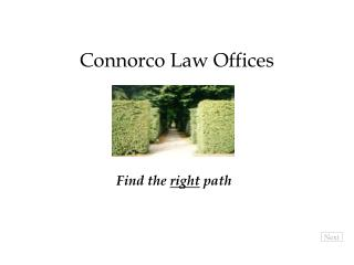 Connorco Law Offices