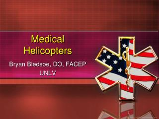 Medical Helicopters