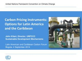 Carbon Pricing Instruments:  Options  for Latin America  and  the Caribbean