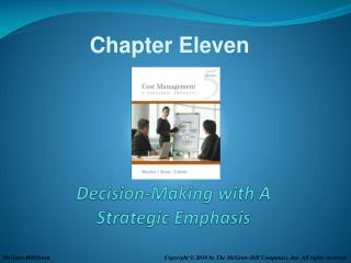 Decision-Making  with  A  Strategic  Emphasis