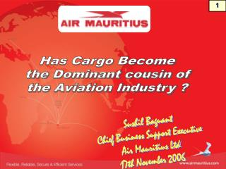 Has Cargo Become the Dominant cousin of the Aviation Industry ?