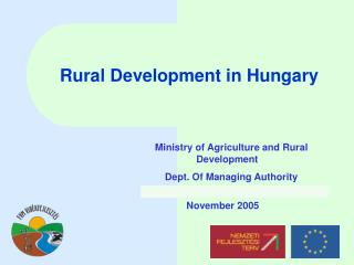 Rural Development in Hungary
