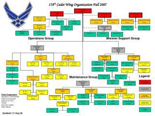 Wing Commander CW/CC C/Duncan