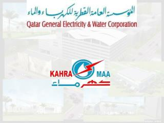 Qatar General Electricity & Water Corporation
