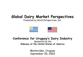 A Weekly report On Trade and Policy Issues in the Dairy Sector. CONTENTS: