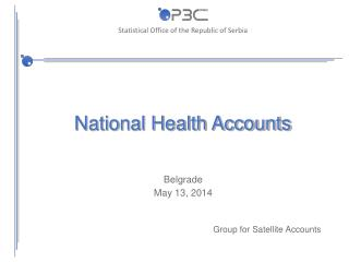 National Health Accounts
