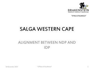 SALGA WESTERN CAPE