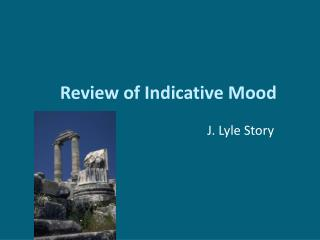Review of Indicative Mood