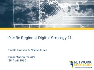 An independent review of the impact of the Digital Strategy for PIFS