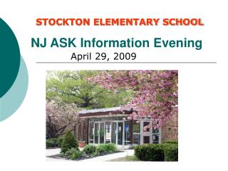 NJ ASK Information Evening