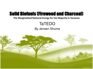 TaTEDO By Jensen Shuma