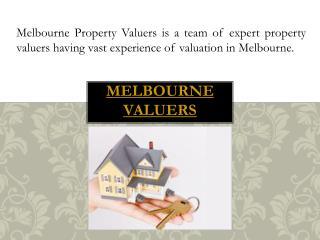 Melbourne Valuations